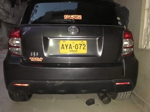 Toyota IST - 2012