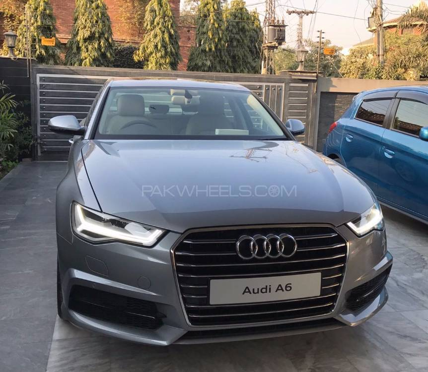 Audi A6 - 2017  Image-1
