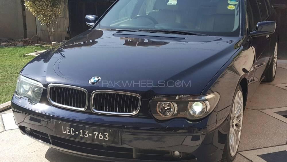 BMW 7 Series - 2005  Image-1