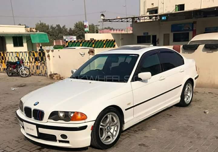 BMW M Series - 2001  Image-1