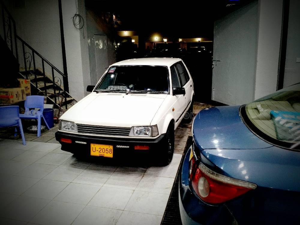 Daihatsu Charade - 1986  Image-1