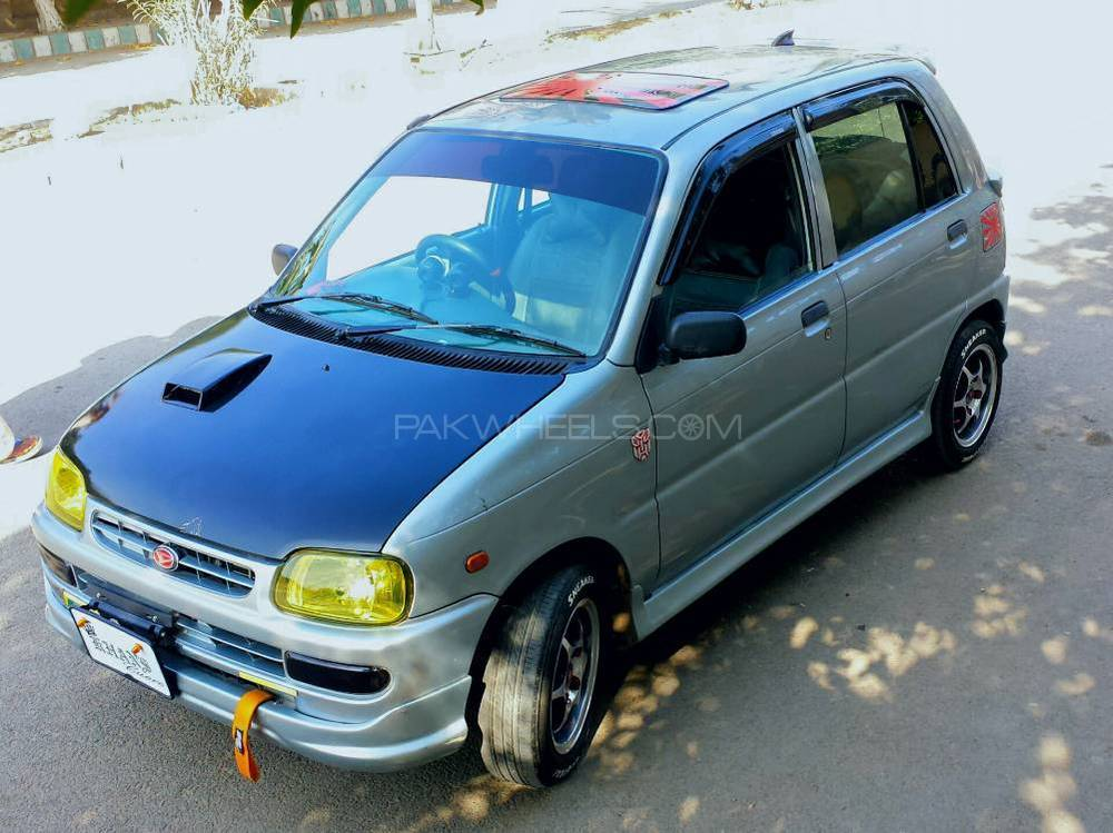 Daihatsu Cuore - 2011  Image-1