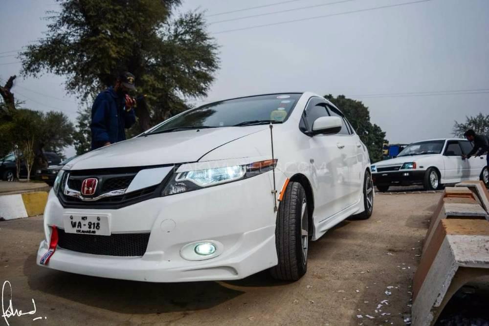Honda City - 2012  Image-1