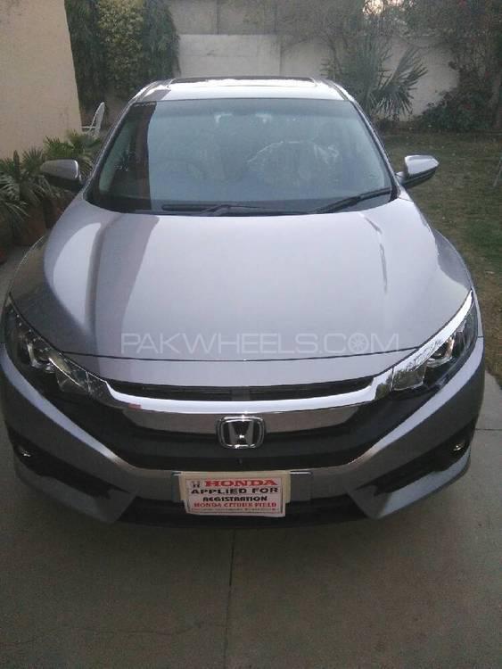 Honda Civic - 2017 Vti Orial Image-1