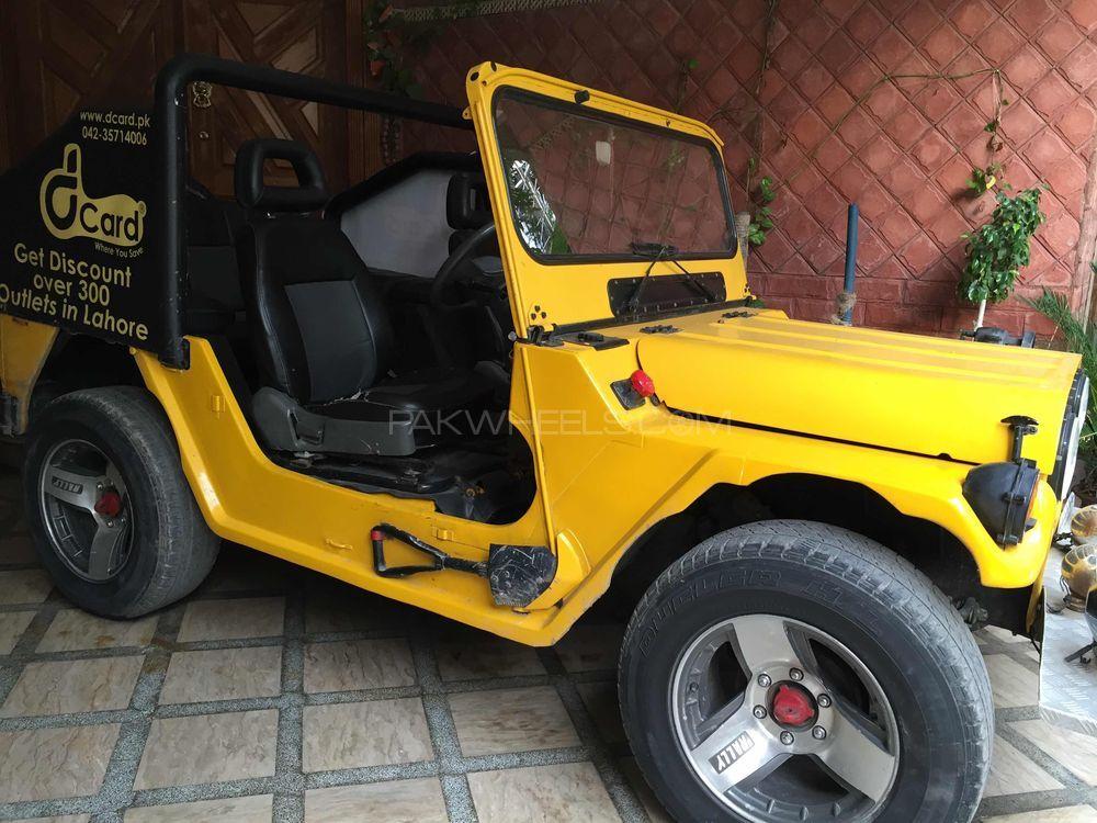 Jeep M 825 - 1980  Image-1