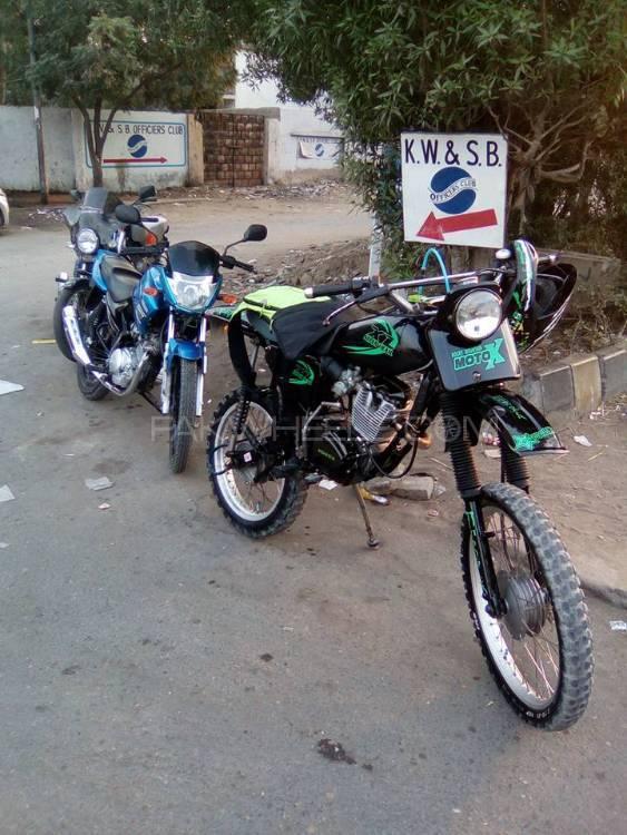 Kawasaki KX100 - 1995  Image-1