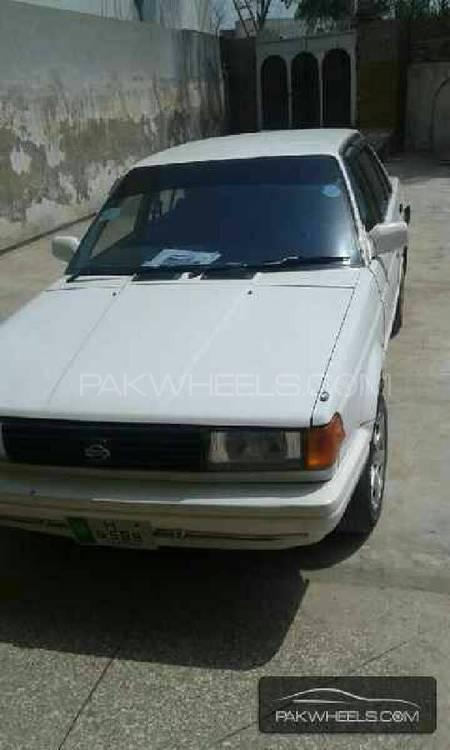 Nissan Sunny - 1989 Nomi Image-1