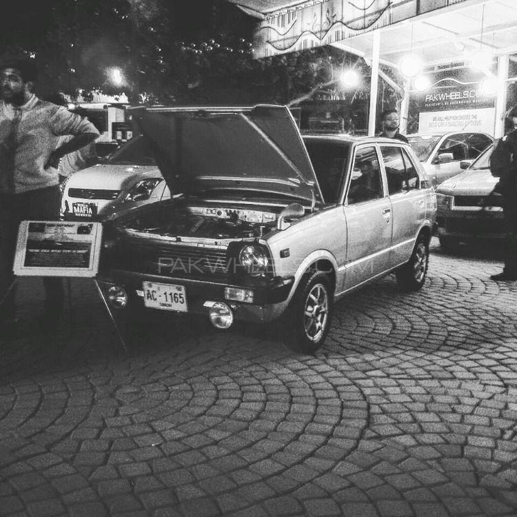 Suzuki Alto - 1982 Shiekh Dawer Image-1