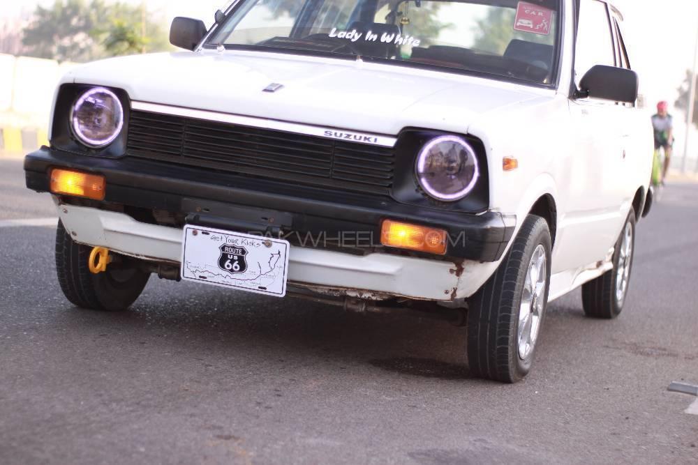 Suzuki FX - 1982  Image-1