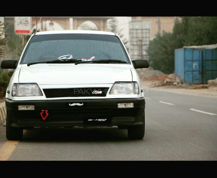 Suzuki Khyber - 1994  Image-1