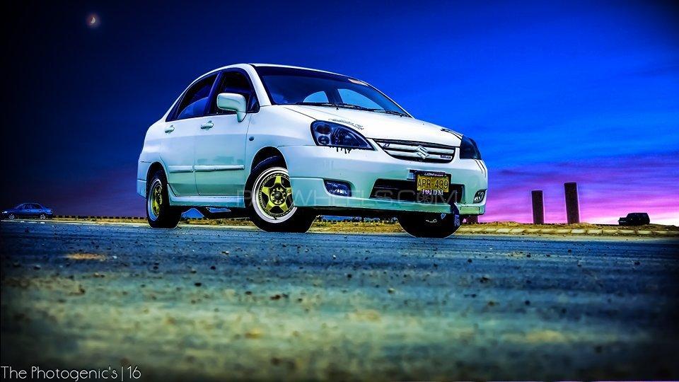 Suzuki Liana - 2008  Image-1