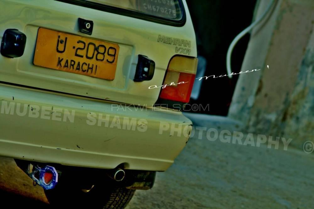 Suzuki Mehran - 1992  Image-1