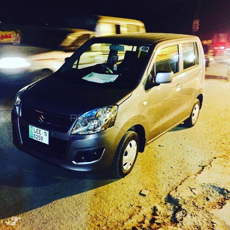 Suzuki Wagon R - 2016 Tall Boy Image-1