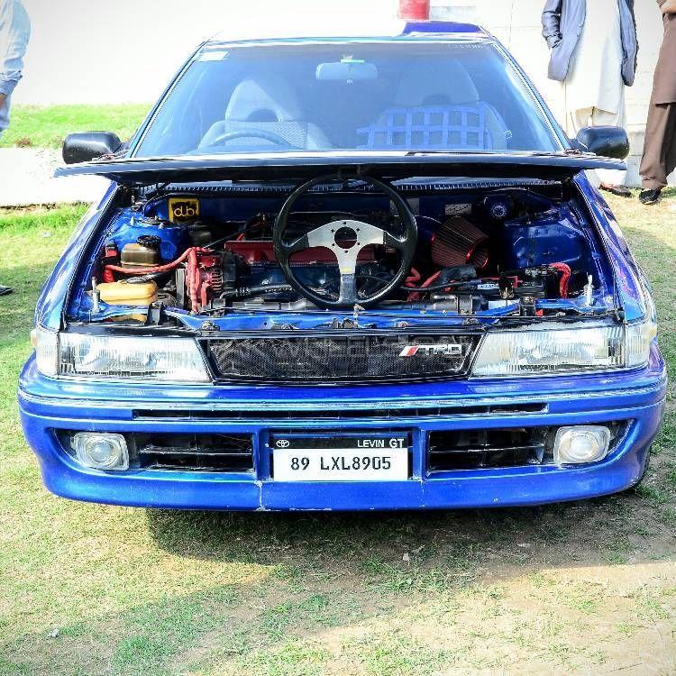 Toyota Corolla - 1989  Image-1