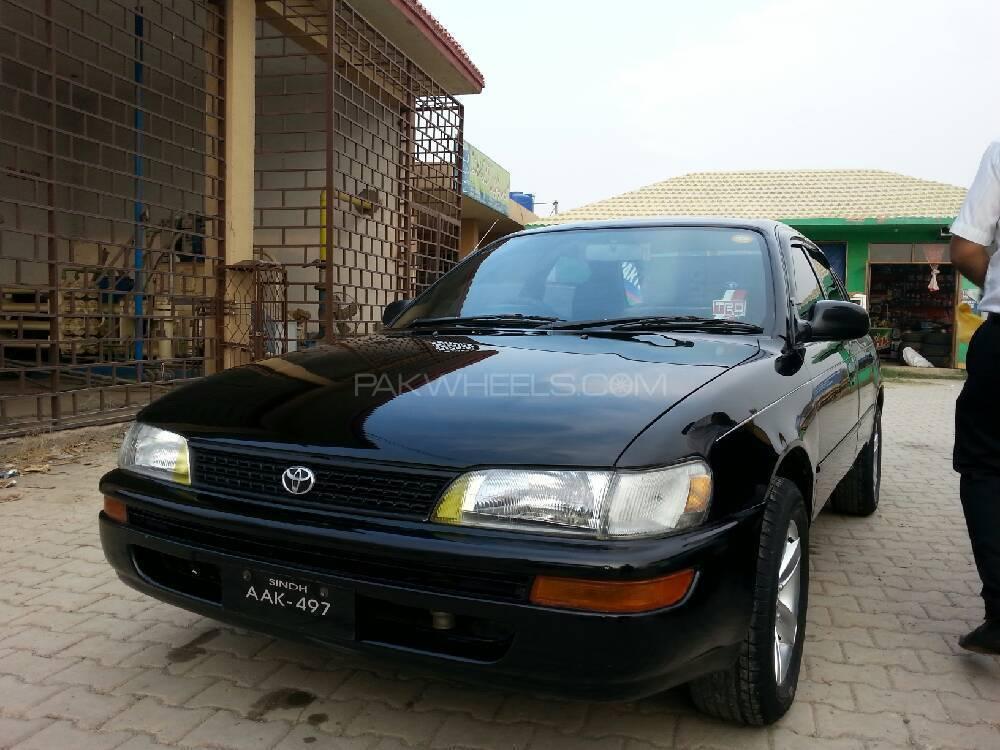 Toyota Corolla - 1996 toxicguy  Image-1