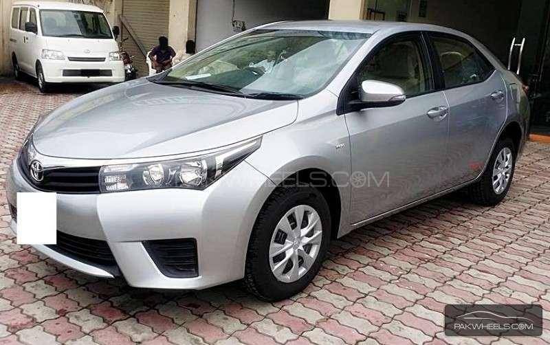 Toyota Corolla - 2015  Image-1