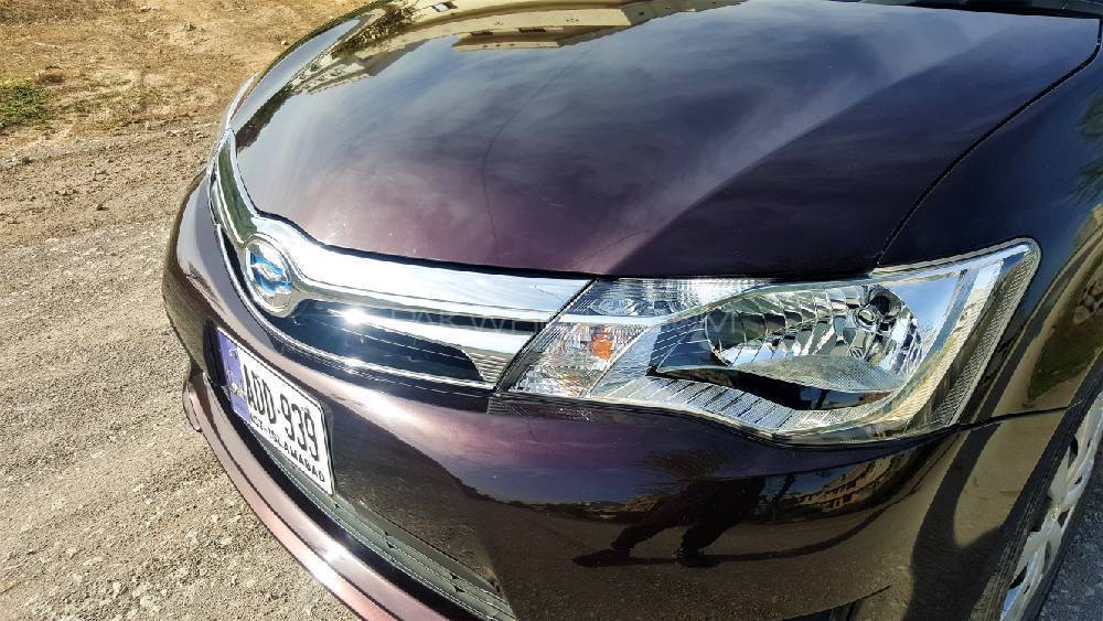 Toyota Corolla Axio - 2014  Image-1
