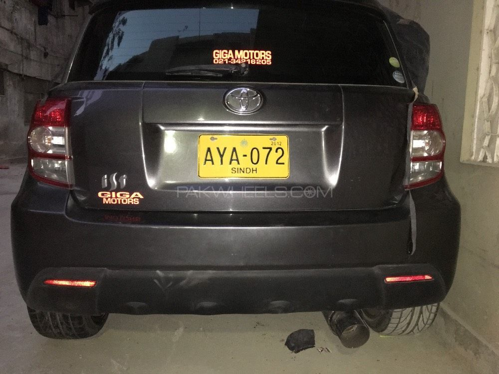 Toyota IST - 2012  Image-1