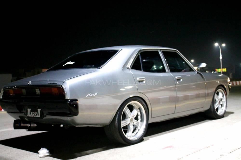Toyota Mark II - 1973  Image-1
