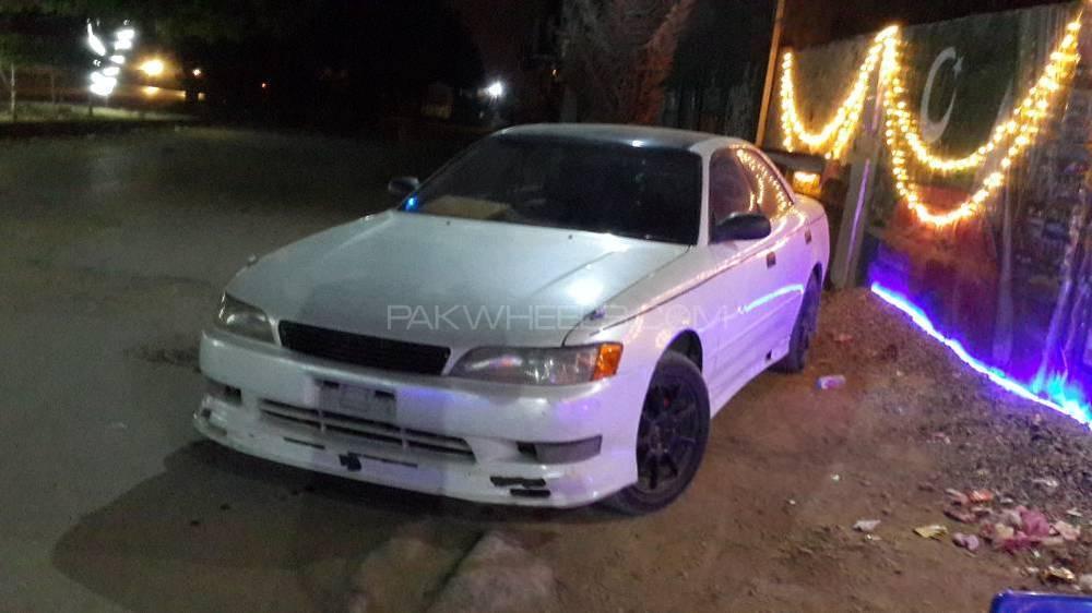 Toyota Mark II - 1994  Image-1