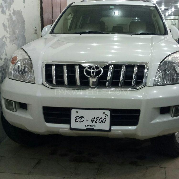 Toyota Prado - 2007  Image-1