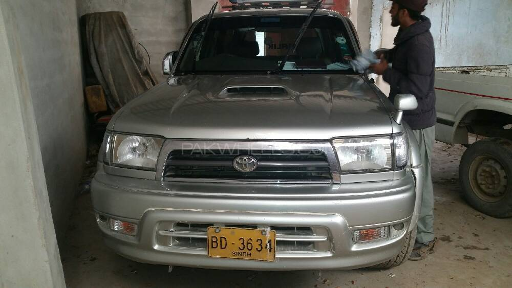 Toyota Surf - 1999 jinn 1999 Image-1