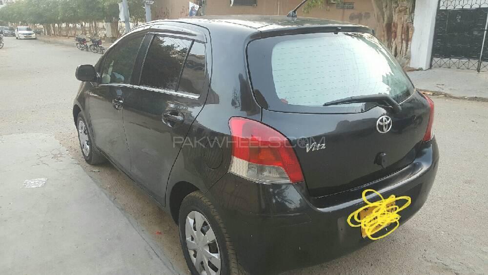 Toyota Vitz - 2009 vitz Image-1