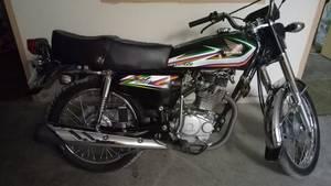 Honda CG 125 - 2016