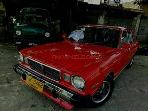 Toyota Cressida - 1977