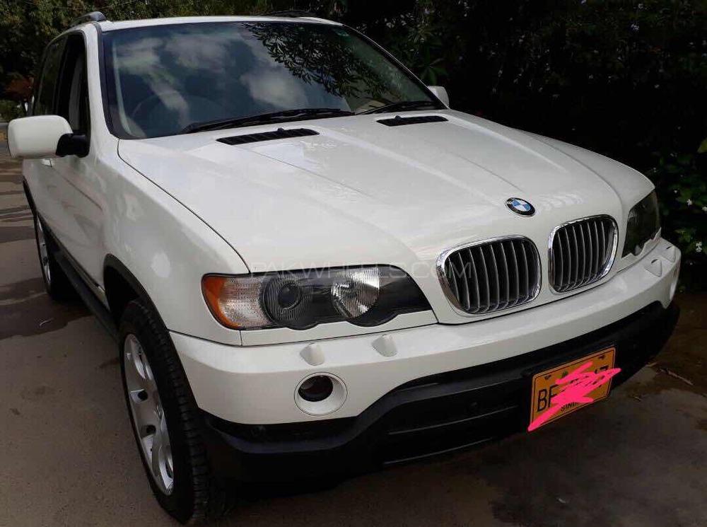 BMW X5 Series - 2001 Beemer Image-1