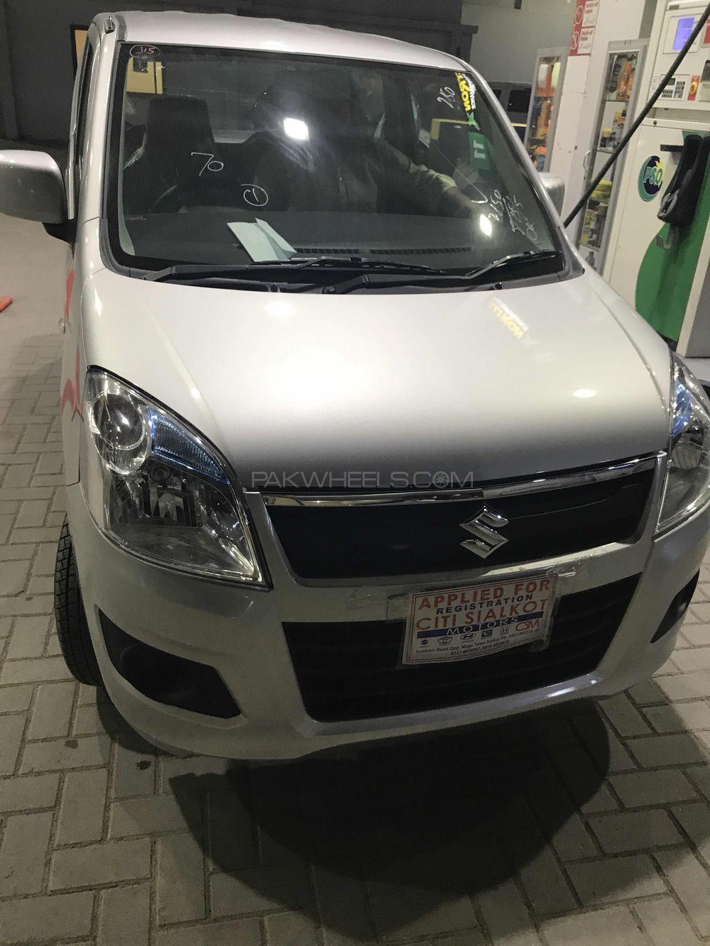 Suzuki Wagon R - 2017 zeeshan Image-1