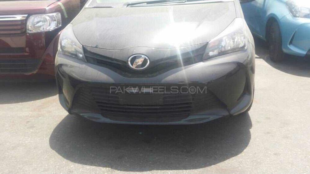 Toyota Vitz - 2014  Image-1
