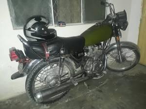 Honda CG 125 - 1986