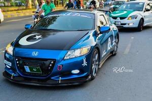 Honda CR-Z Sports Hybrid - 2011
