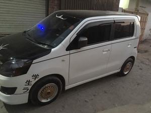 Suzuki Wagon R - 2016