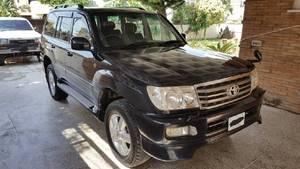 Toyota Land Cruiser - 2002
