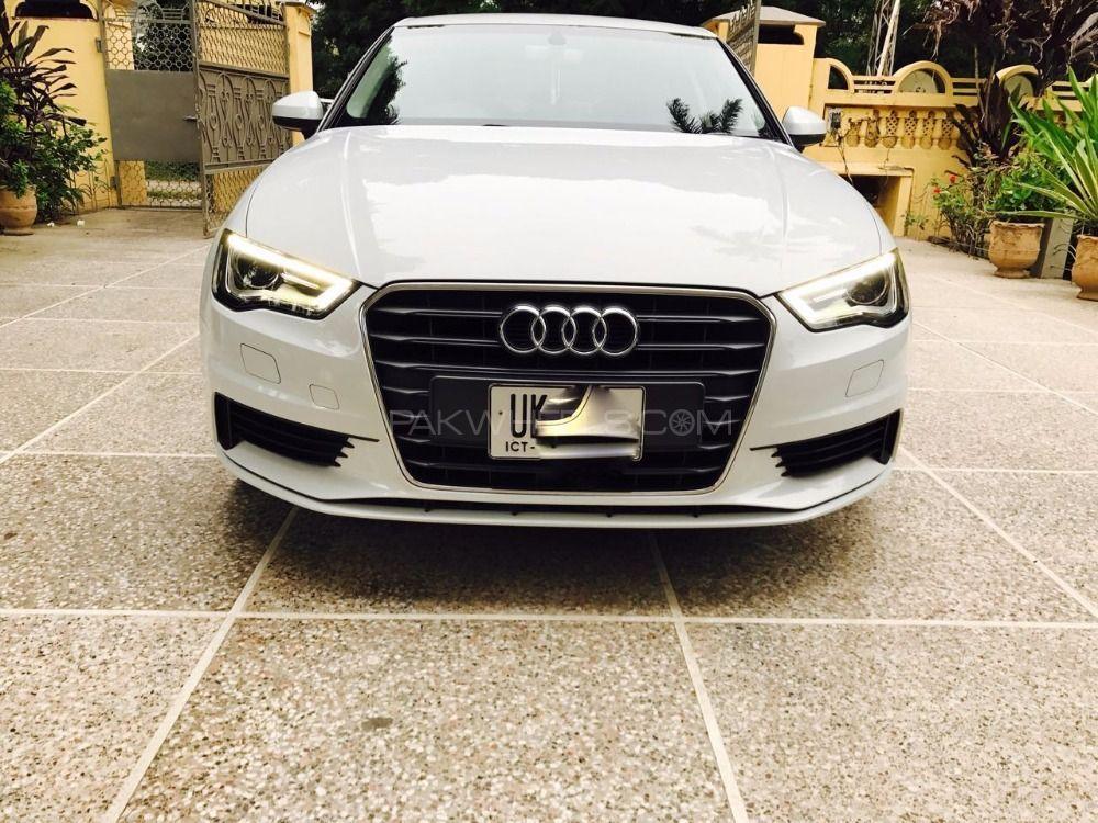 Audi A3 - 2016 A3 Image-1