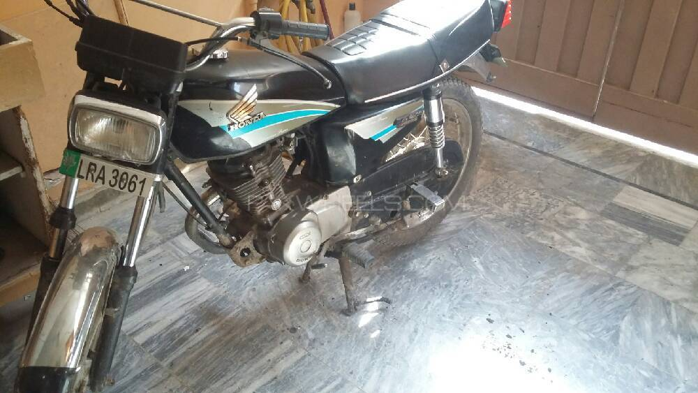 Honda CG 125 - 2001  Image-1