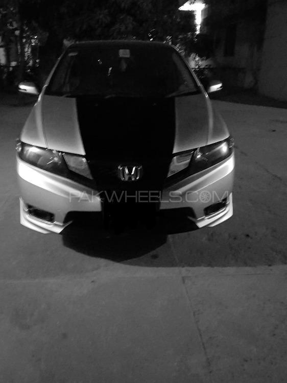 Honda City - 2016 Modulo Image-1