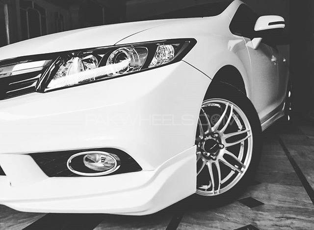 Honda Civic - 2014 Rockey Image-1