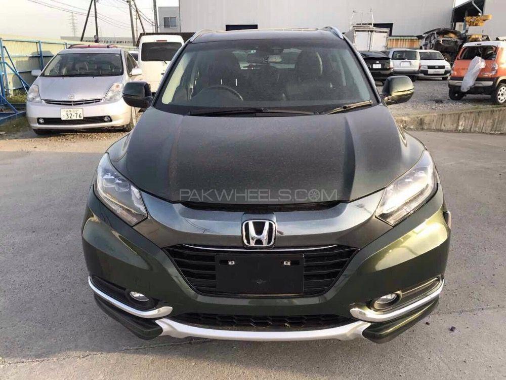 Honda Vezel - 2016 Honda  Image-1