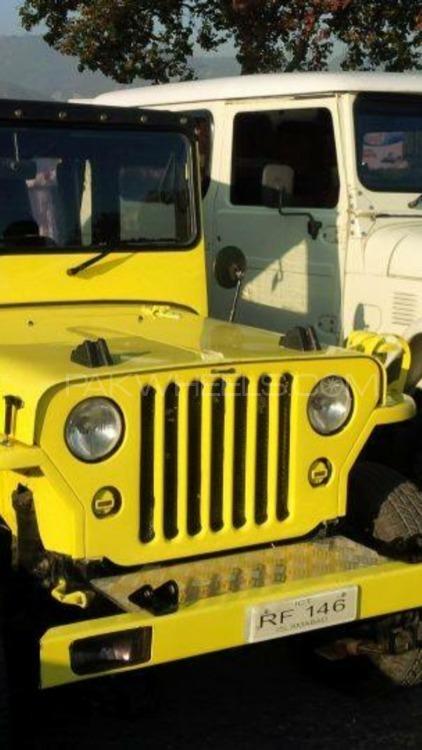 Jeep M 825 - 1955  Image-1