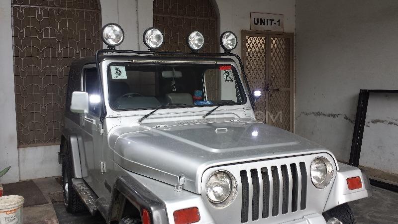 Jeep Wrangler - 2006  Image-1
