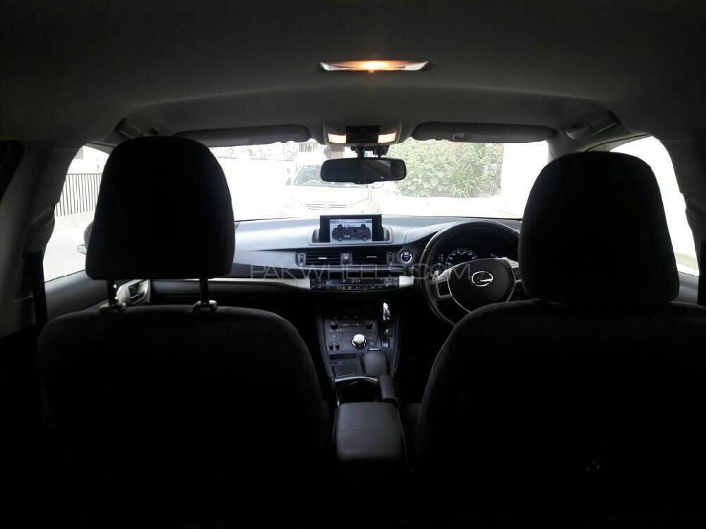 Lexus CT200h - 2011  Image-1