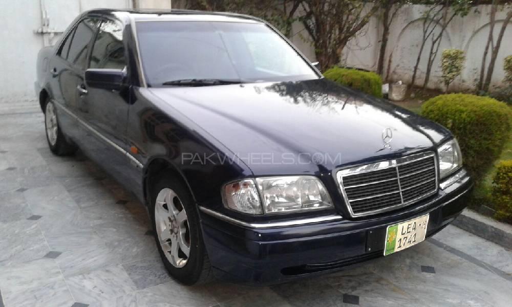 Mercedes Benz C Class - 1995 medy Image-1