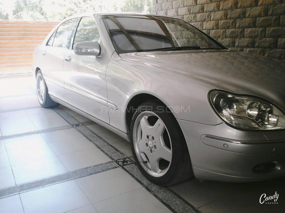 Mercedes Benz S Class - 2005  Image-1