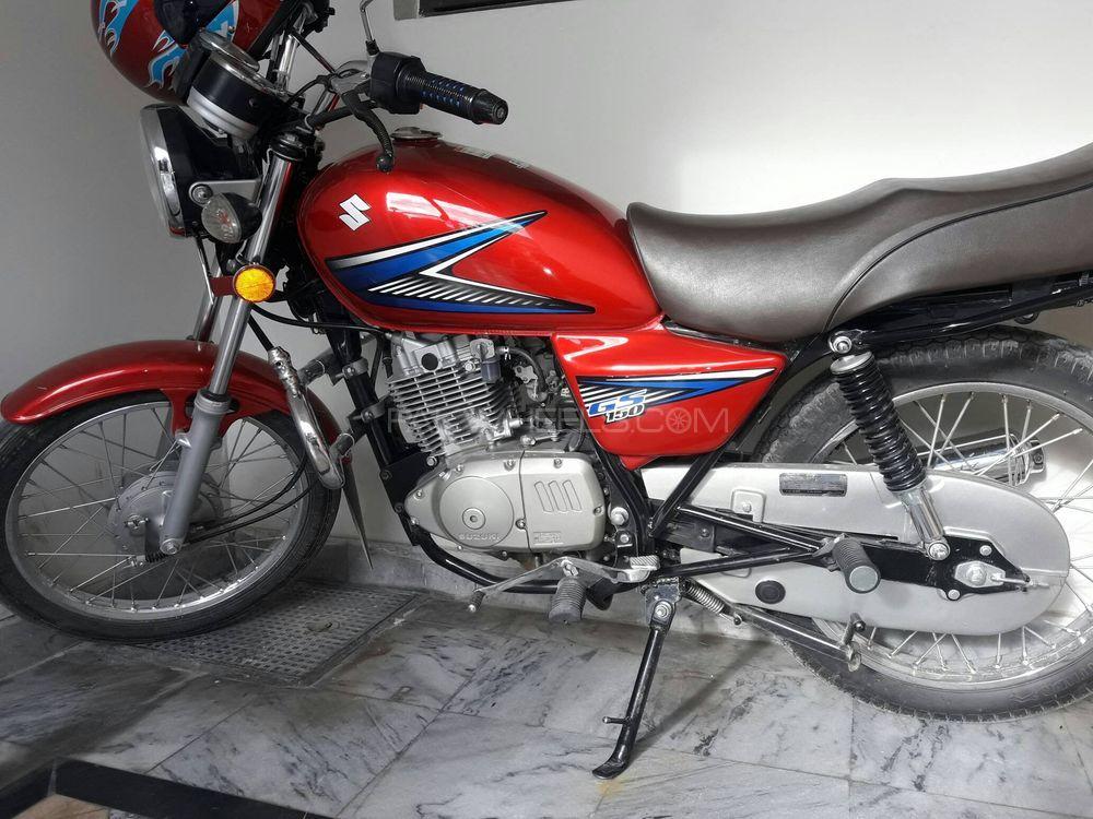 Suzuki GS 150 - 2015 150 Image-1