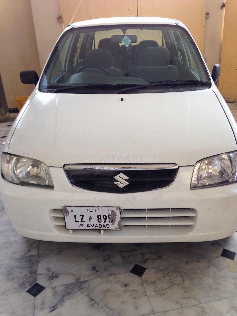 Suzuki Alto - 2007 idrees Image-1