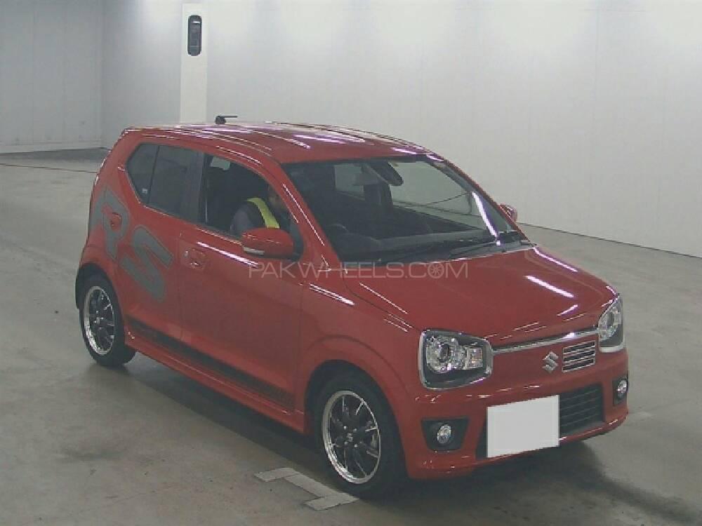 Suzuki Alto - 2015 Rs turbo Image-1