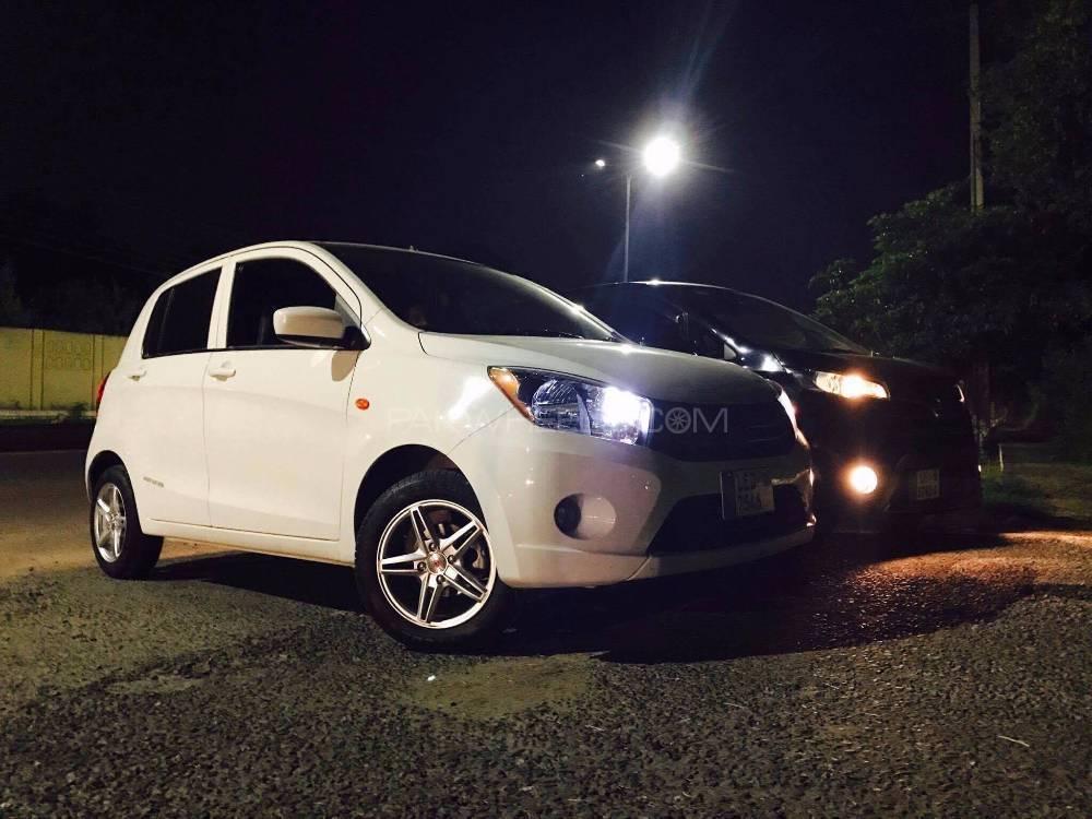 Suzuki Cultus - 2017  Image-1